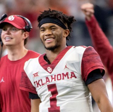 Kyler Murray as a NFL quarterback