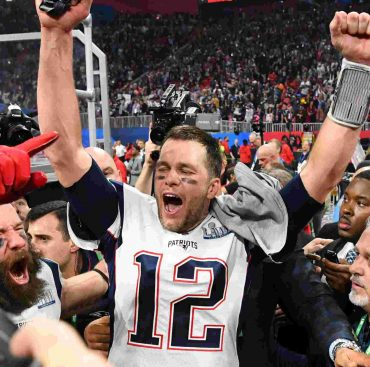 New England didn't win because of Tom Brady