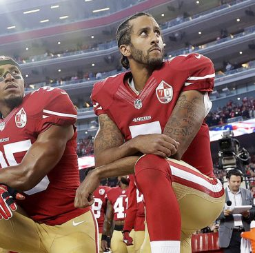The Colin Kaepernick,Eric Reid settlement spoke volumes