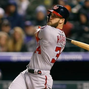 Bryce Harper will never live up to his new contract