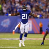 Two potential destinations for Landon Collins