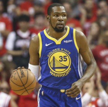 Can Kevin Durant be a superhero for the Warriors?
