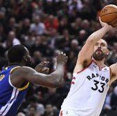 Raptors' adjustments for Game 3