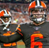 Baker Mayfield is the key to the Browns' season