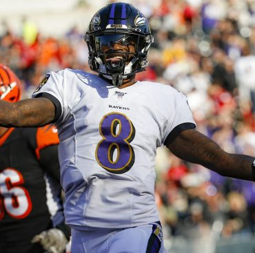 Lamar Jackson: What Michael Vick was supposed to be