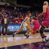The Lady Tigers fight, but come up short to Belmont