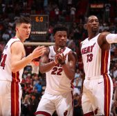 Even with trades, the Miami Heat don't win the East